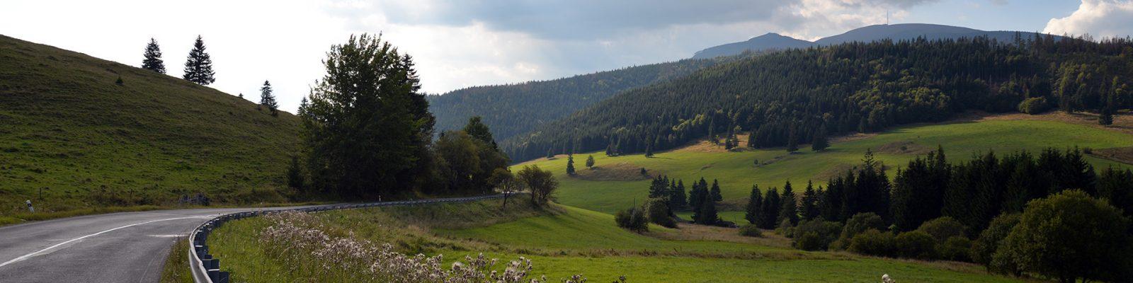 Tours by bike Slovakia