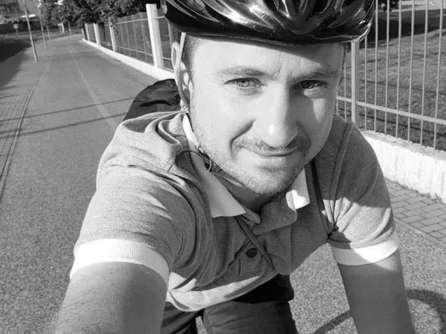 Karol Voltemár cyclist